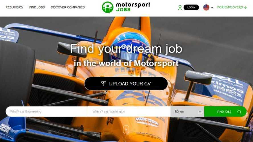 Motorsport Network présente le directeur de Motorsport Jobs