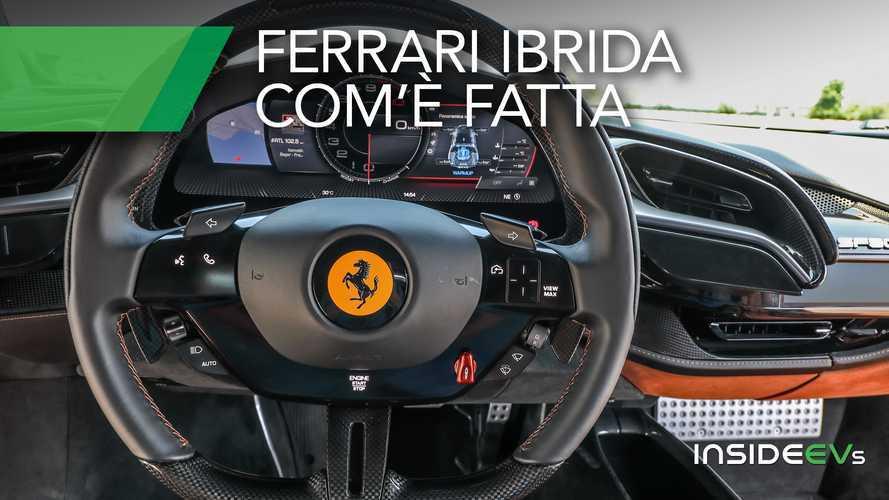 Ferrari SF90 Stradale, i progettisti ci spiegano l'ibrido di Maranello