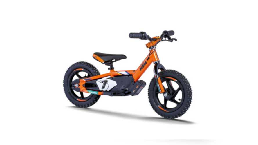 2020 KTM Factory Replica StaCyc Electric Balance Bikes