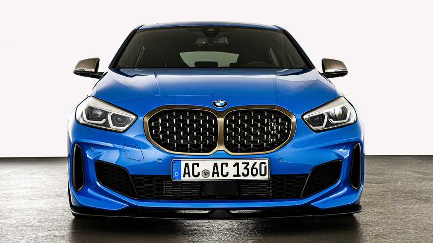 AC Schnitzer: Tuning für den BMW 1er (F40)