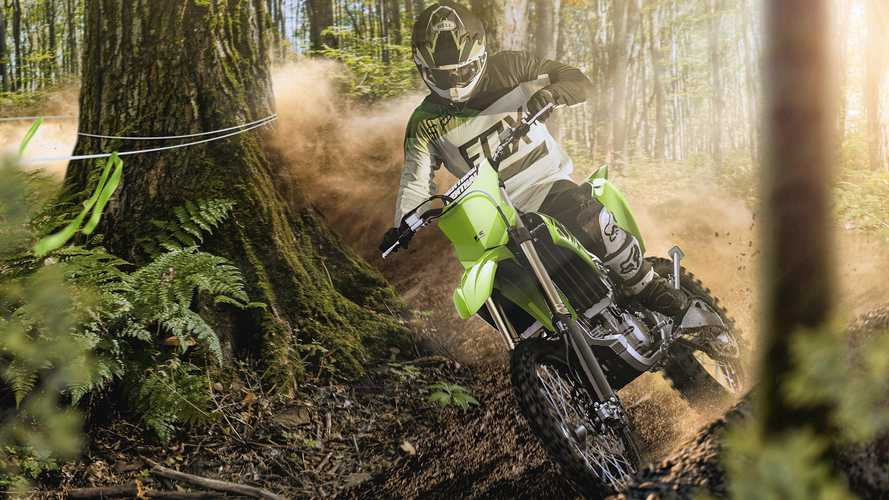 Kawasaki Introduces All-New 2021 KX XC Competition-Ready Dirtbikes