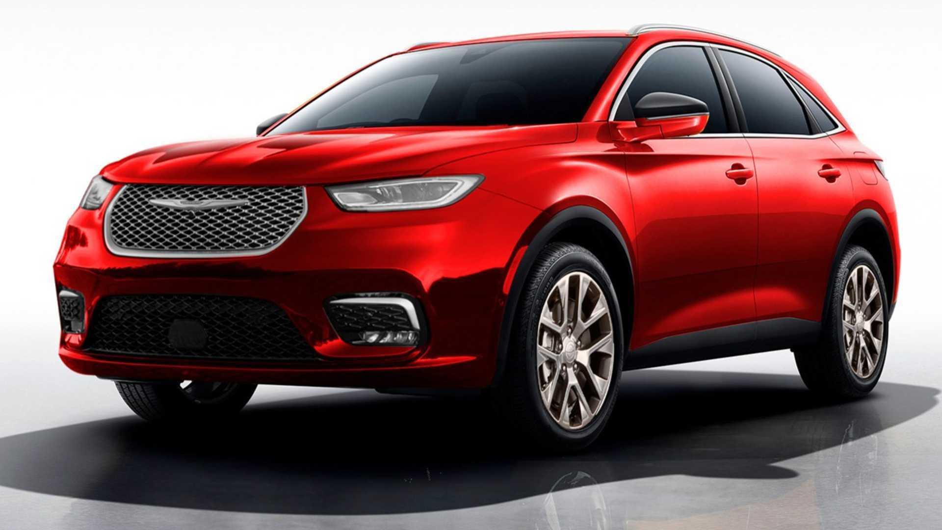 2020 Chrysler Aspen Style