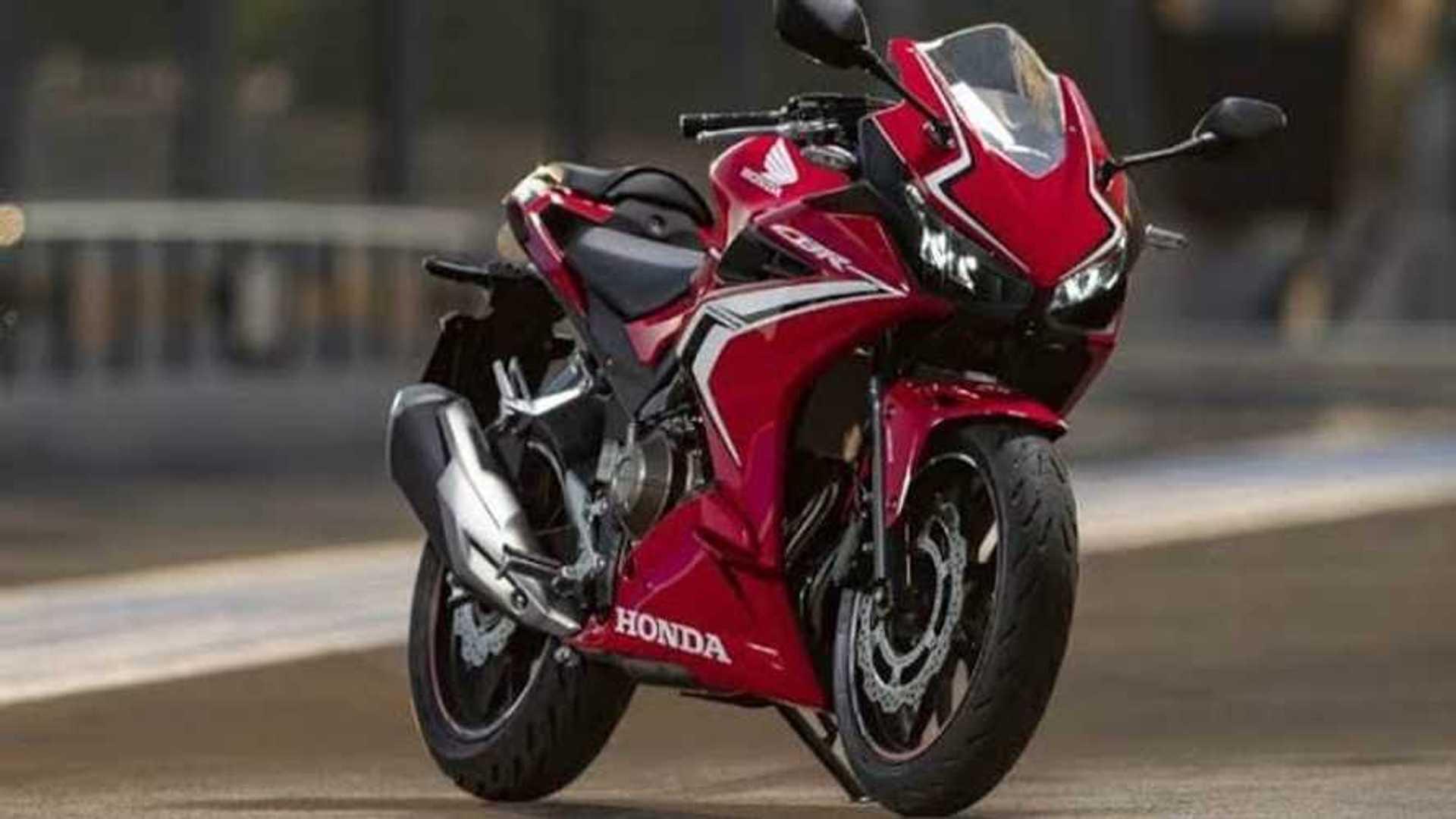 2020 Honda CBR400R Unveiled In Japan