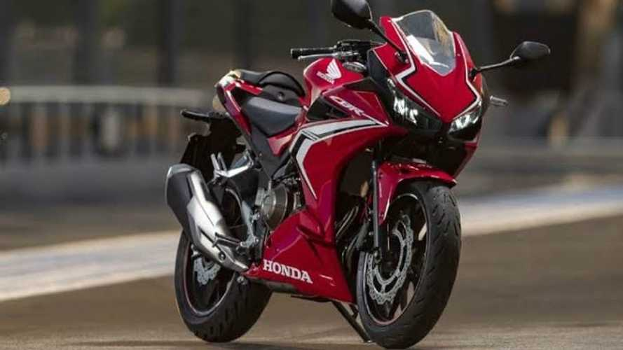 2020 Honda CBR400R Unveiled In Japan