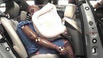 nuova mercedes classe s airbag frontali posteriori