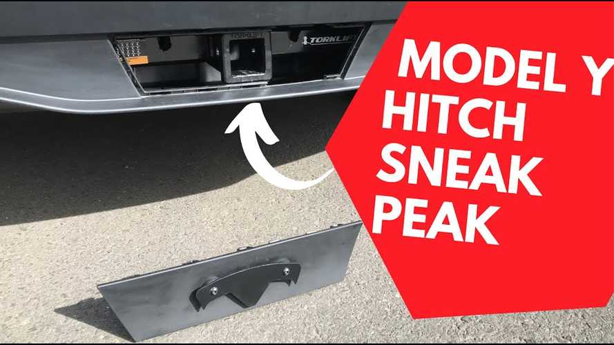 Don't Pay $1,000 For A Tesla Model Y Tow Hitch: A Cheaper Choice Is Now Here