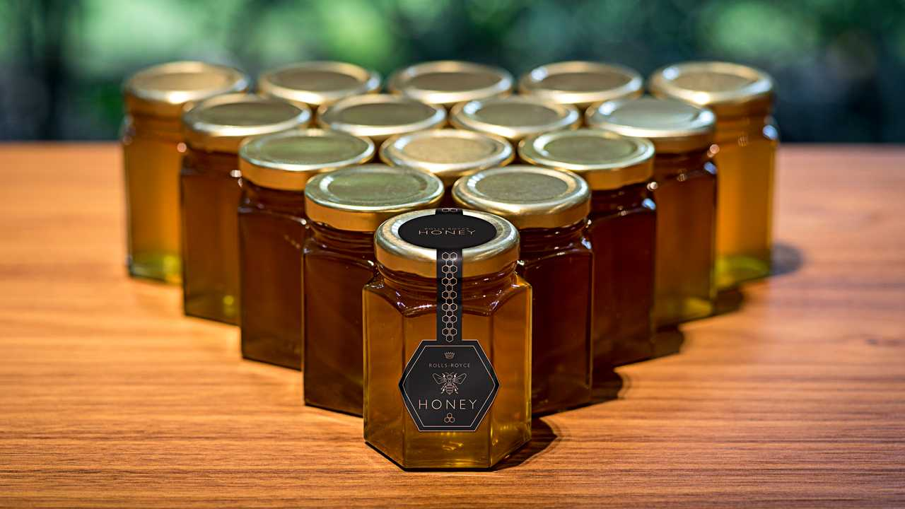 Rolls-Royce comercializa su propia miel