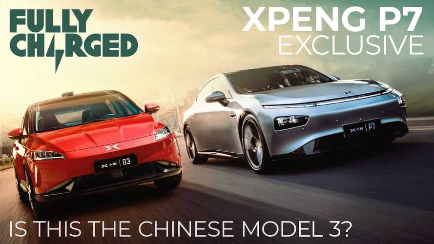 Fully Charged Interviews Xpeng: Is P7 The Chinese Tesla Model 3 Rival?
