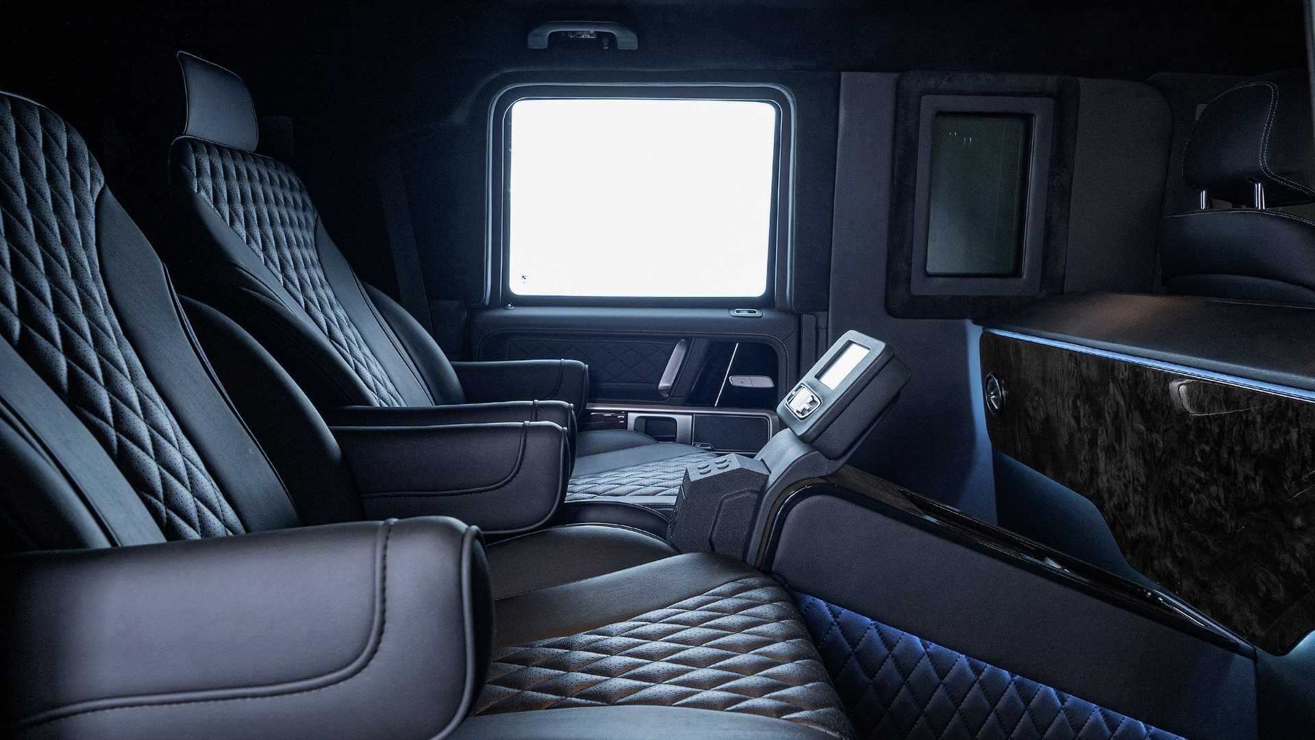 2017 - [Mercedes-Benz] Classe G II - Page 9 Inkas-mercedes-g63-armored-limo-interior