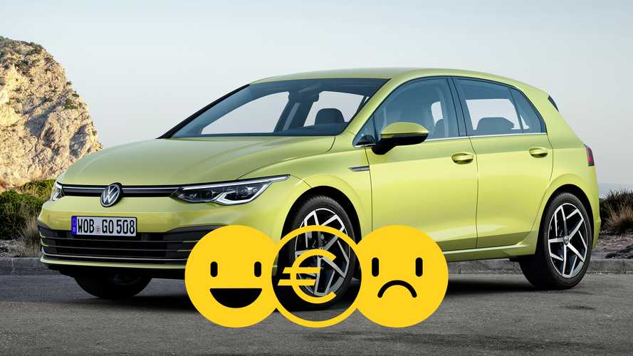 Promozione Volkswagen Golf 8 eTSI 150 CV, perché conviene e perché no