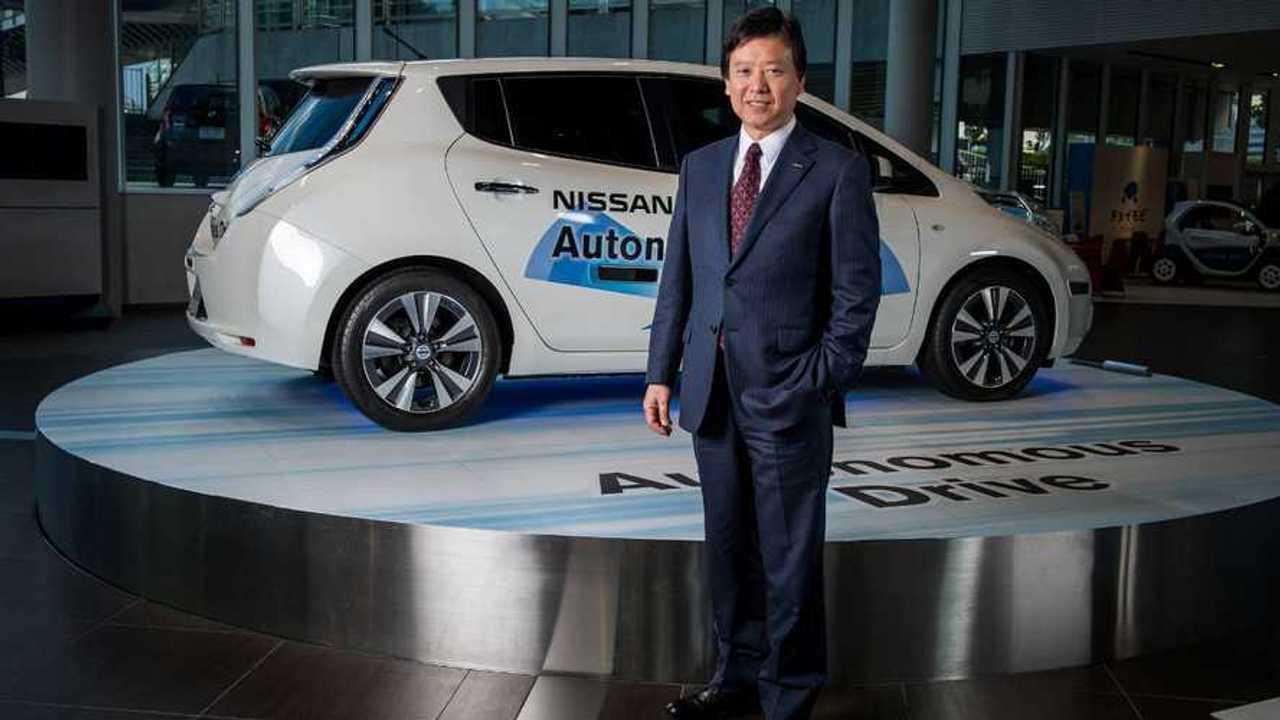Технический глава Nissan: разработка твердотельных аккумуляторов пока в зачаточном состоянии