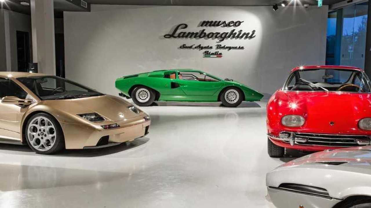 Behind the scenes: Night at the Lamborghini Museum