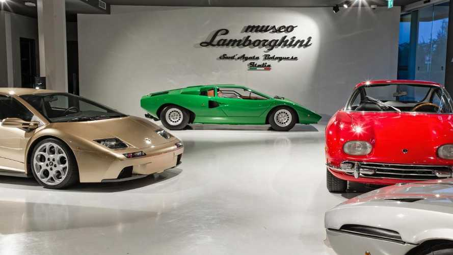 Behind the scenes: Night at the Lamborghini Museum