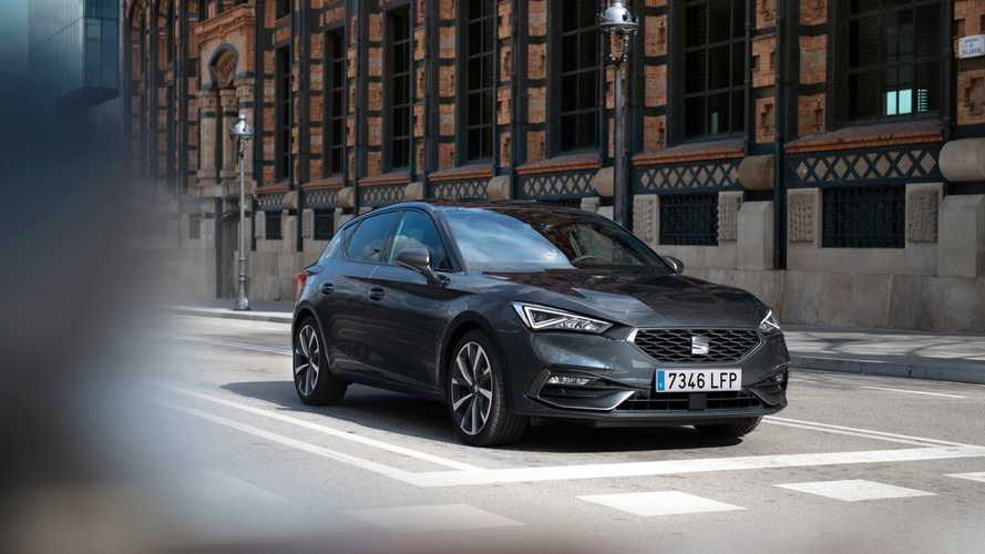 SEAT León 2020, primera prueba