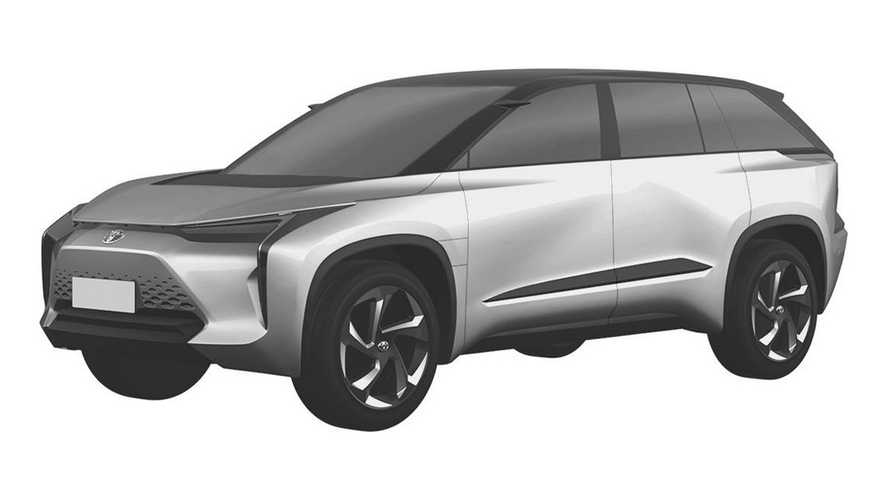 Lexus Wants A Piece Of Toyota's Future EVs, Trademarks RZ 450e Nameplate