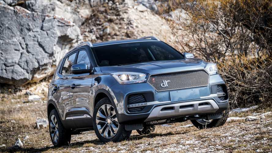 ¿Comprarías el DR 5.0, un SUV chino a la venta en España?