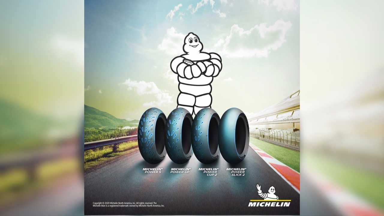 Michelin Refreshes Sport Tire Lineup With Four New Models