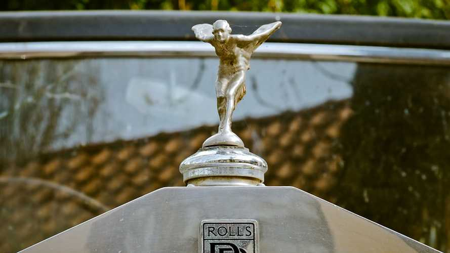 British Beef for Sunday Lunch: 1923 Rolls-Royce 20hp