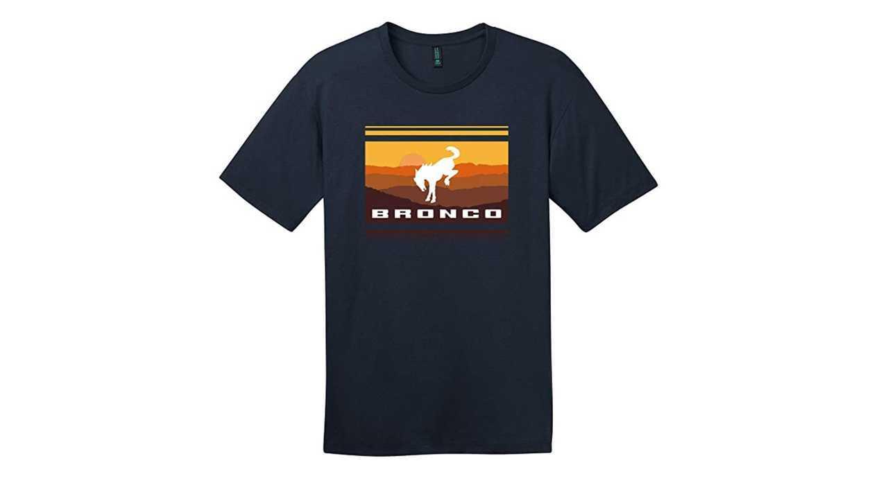 Bronco Sunset T-Shirt