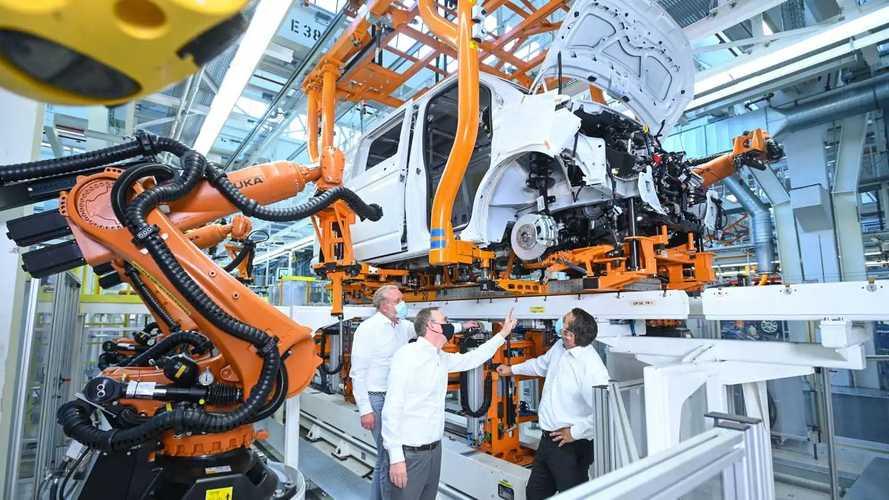 Volkswagen, Hannover si prepara per la ID.Buzz