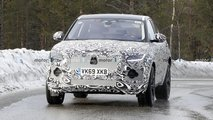 2021 Jaguar E-Pace Spy Photos