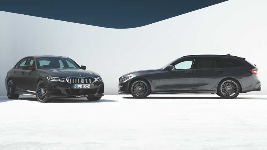 2021 Alpina D3 S Debuts As The Next Best Thing To An M3 Diesel
