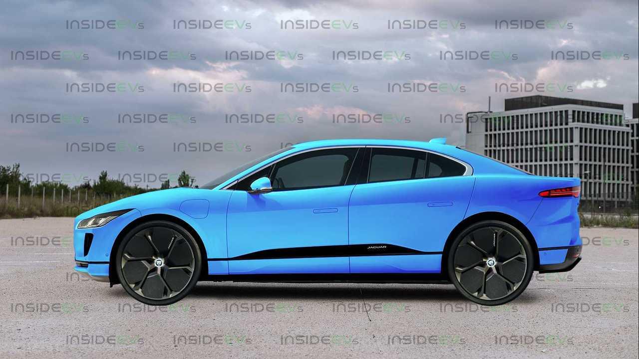 Jaguar Electric Sedan