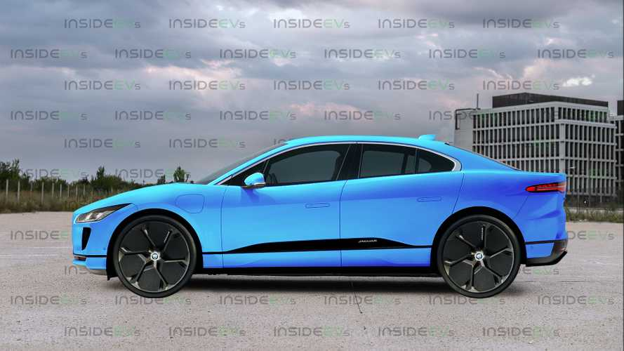 Jaguar reportedly mulling development of electric saloon to rival Tesla Model 3