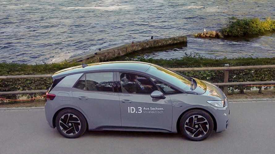 La Volkswagen ID.3 supera se stessa con un record di 531 km