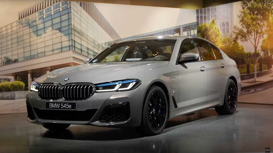 Autogefühl Tests The New Facelifted BMW 530e/545e