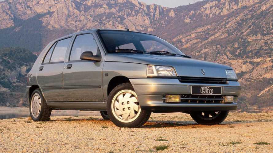 30 Jahre Renault Clio: Von der Muse geküsst