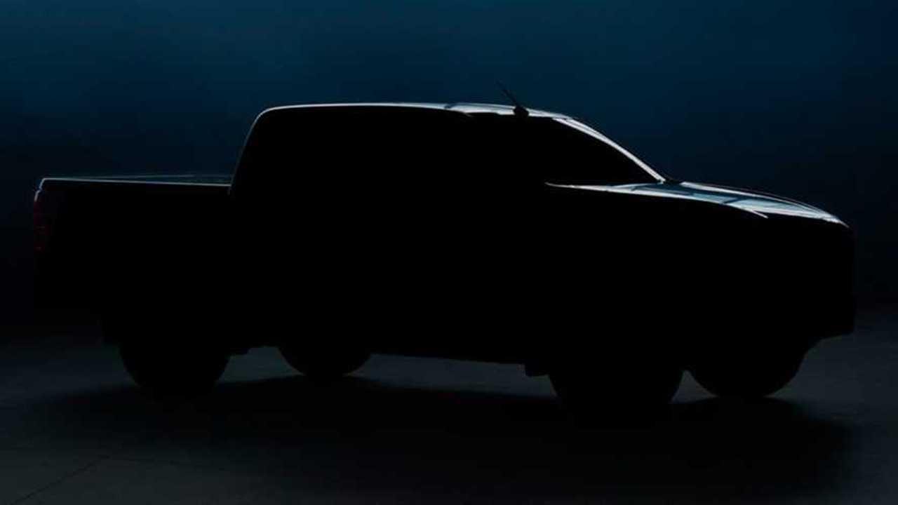 2021 Mazda BT-50 teaser