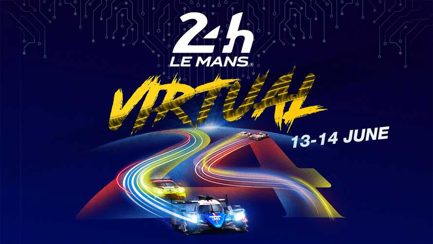 24 Hours of Le Mans Virtual starts today: See the livestream