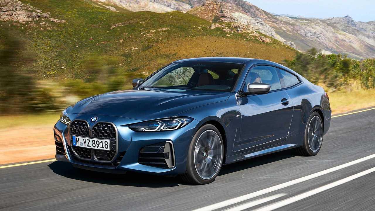 BMW Serie 4 Coupé (2020)