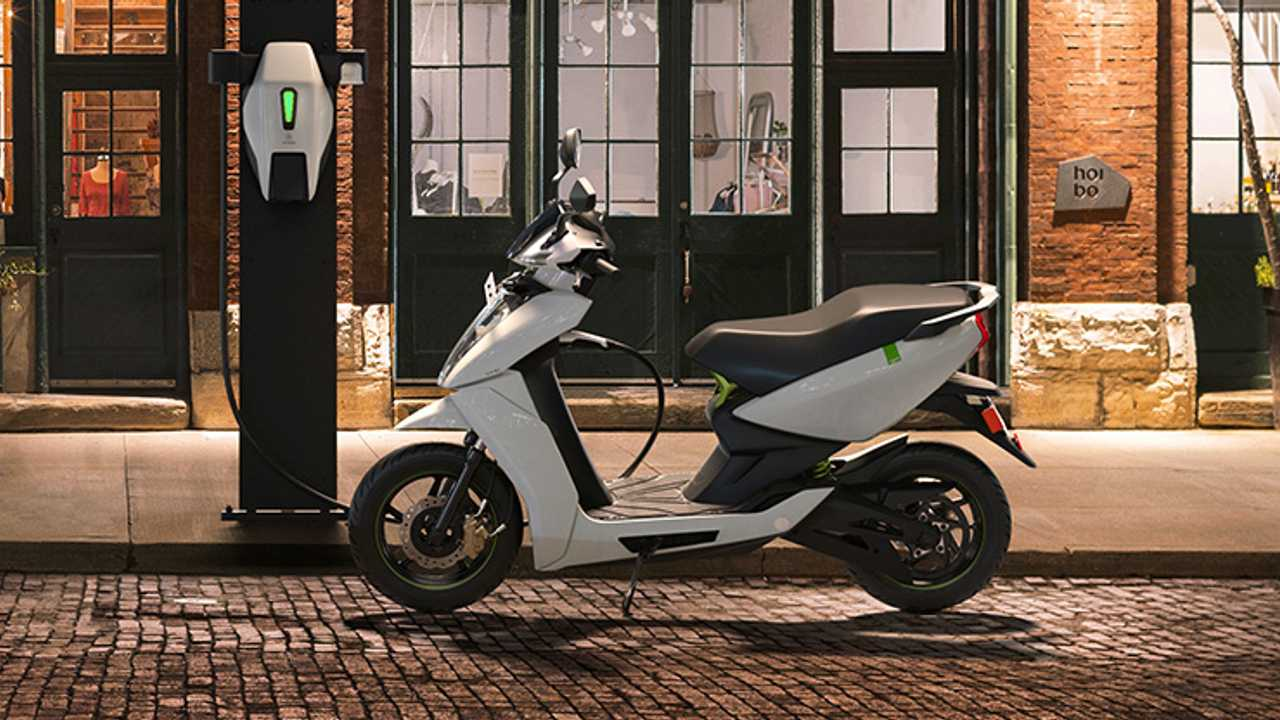 Ather 450X: India's Premium Electric Scooter