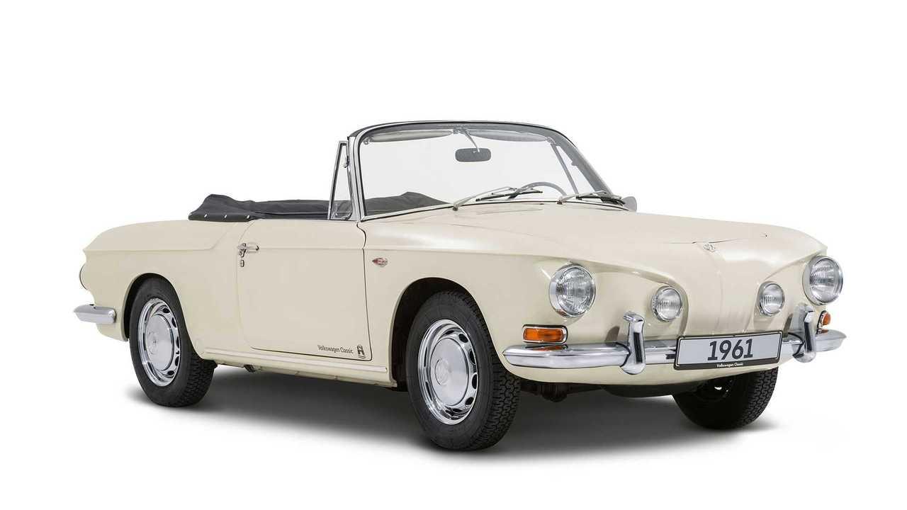 Karmann Ghia Cabriolet Typ 34 (1961)