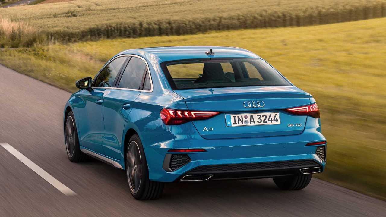 Audi A3 Limousine (2020) im Test