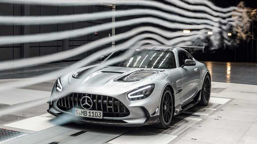 Mercedes-AMG GT Black Series Videos Put The Spotlight On The Wild Aero
