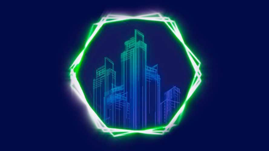 L'auto elettrica e la città del futuro in un evento in stile Avatar