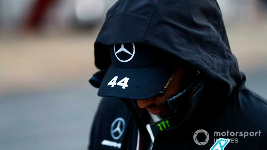 Lewis Hamilton 'overcome with rage' by events in USA