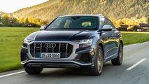 Audi SQ8 (2021) with V8 petrol power