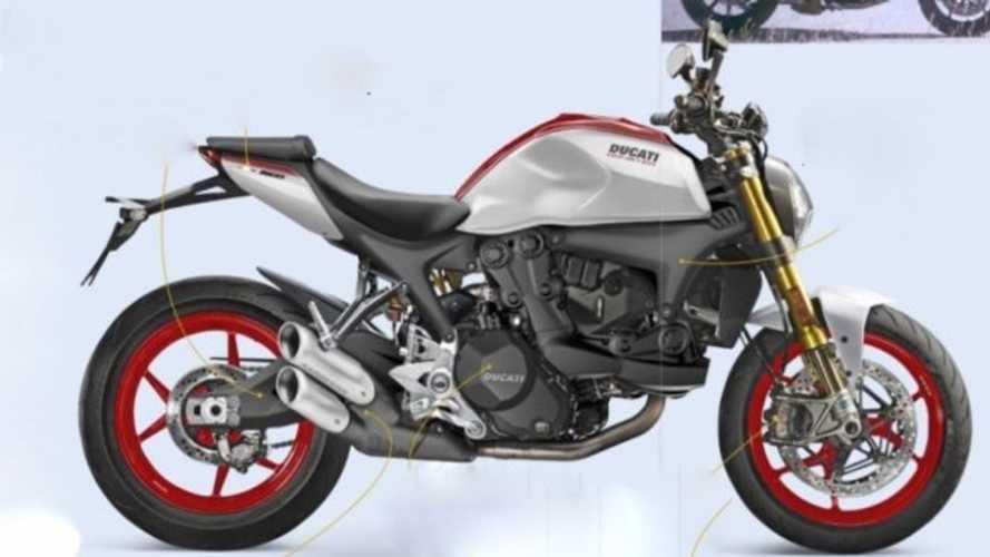 Ducati Monster 2021, ecco come potrebbe essere