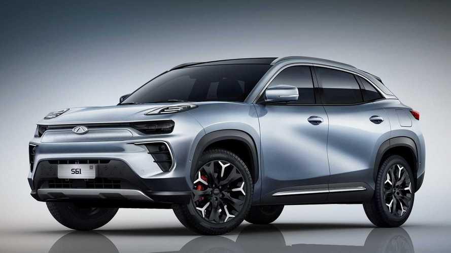 Chery eQ5: 1º SUV elétrico da marca com autonomia de 510 km estreia em 2020