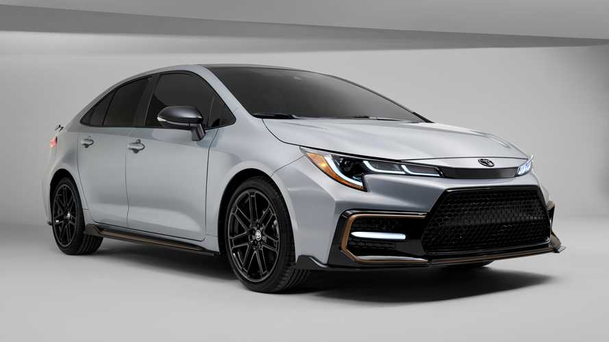 TRD-Lite: 2021 Toyota Corolla Apex Edition Revealed
