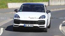 Porsche Cayenne Coupe GTS am Nürburgring erwischt