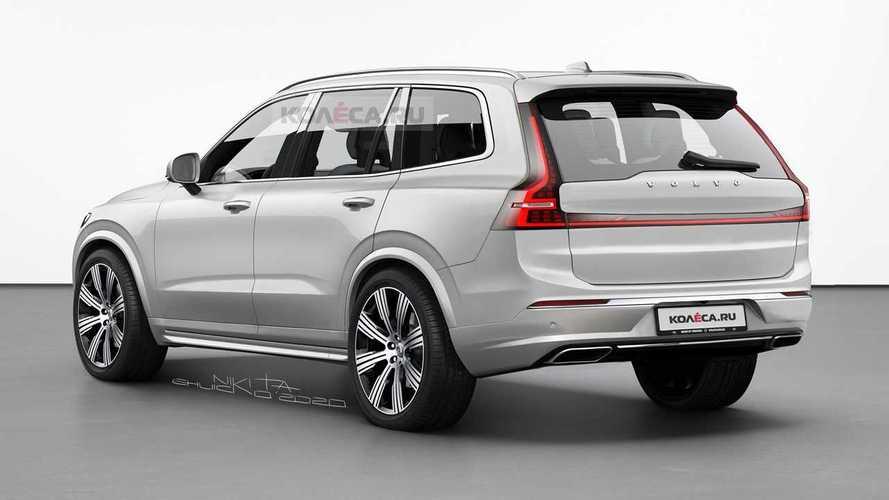 ¿Llegará el Volvo XC100 sin motores de combustión?