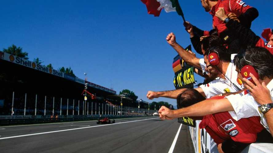 Ferrari's most memorable Monza F1 moments