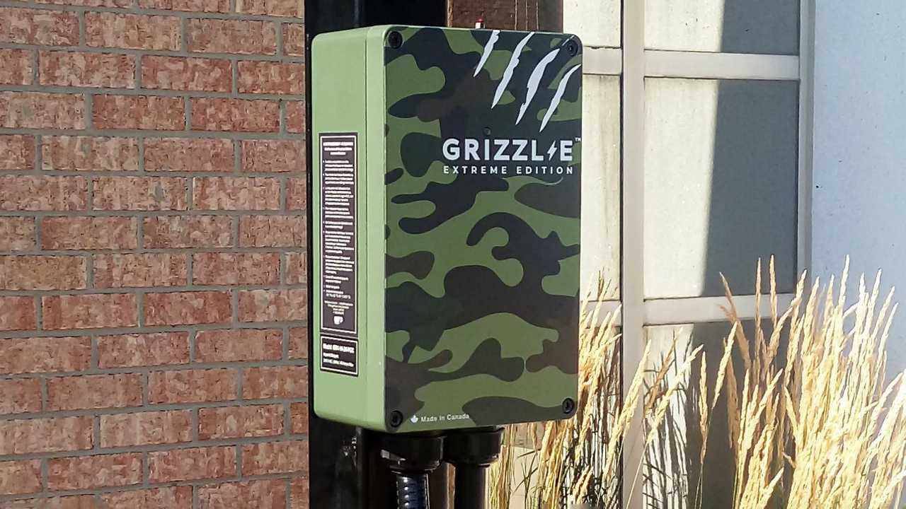 Grizzl-E Extreme Edition Home EV Charger