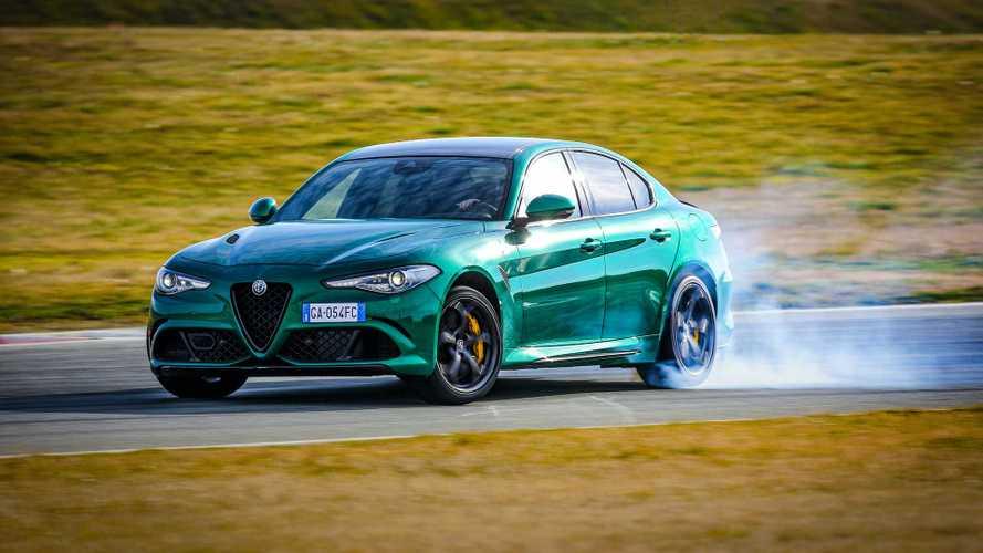Alfa Romeo Giulia Quadrifoglio 2020: misma potencia y más tecnología