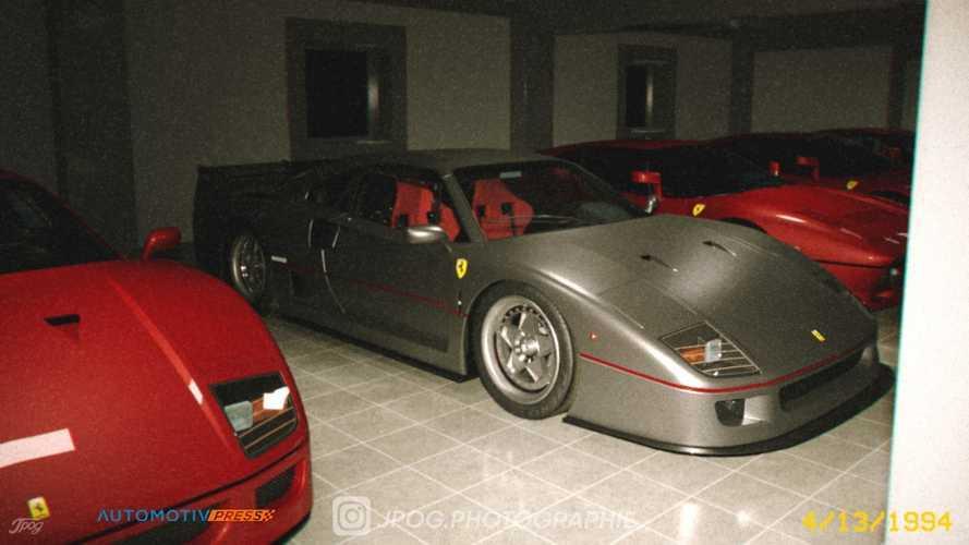 Ferrari F40 Coda Lunga - Un fake qui donne envie d'y croire !